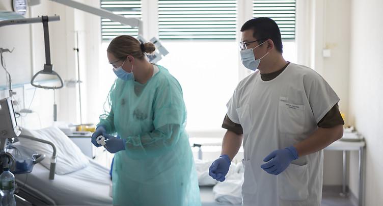 Premier nourrisson décédé du coronavirus en Suisse