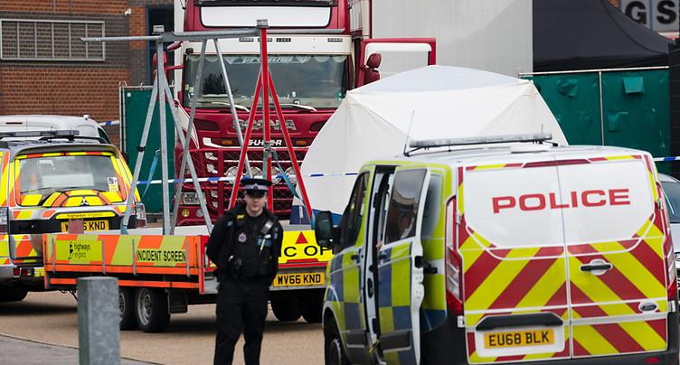 Camion charnier: un chef présumé du réseau arrêté en Allemagne