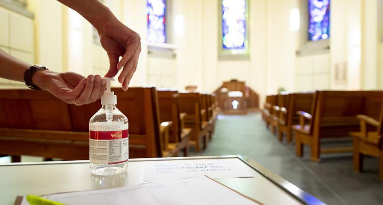 Coronavirus: les mesures prises en Suisse ont fortement réduit les cas