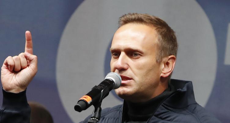 Alexei Navalny accuse le Ministère public de la Confédération