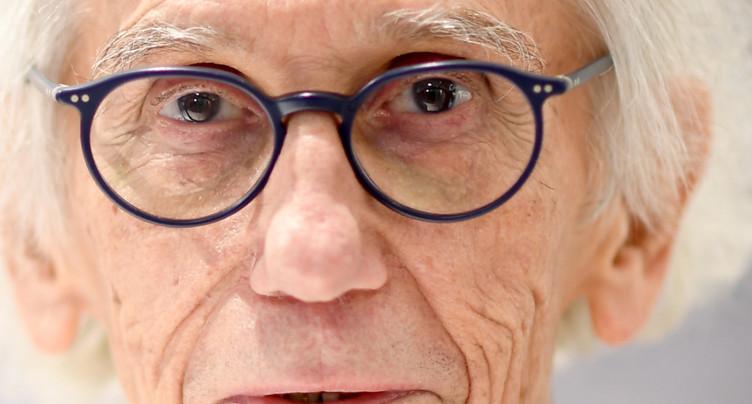 Mort à 84 ans de l'artiste-plasticien Christo