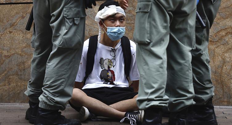 La veillée pour Tiananmen interdite à Hong Kong, première en 30 ans