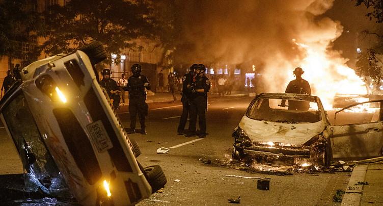 L'Amérique continue de s'embraser, sans répit prévisible