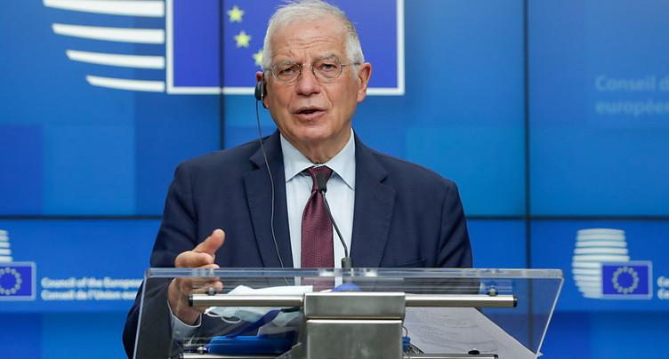 George Floyd: l'UE « choquée » par l'usage excessif de la force