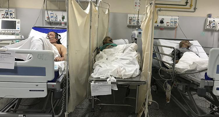 Le Covid-19 a fait plus de 30'000 morts au Brésil