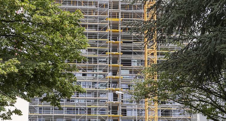Les loyers progressent et l'incertitude recule, selon Immoscout