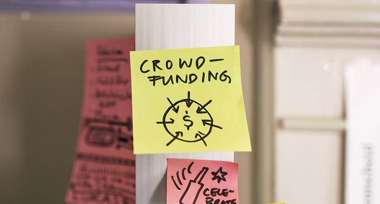 L'essor du financement participatif a décéléré en Suisse