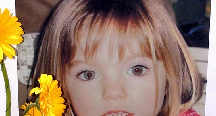 Affaire Madeleine McCann: un nouveau suspect identifié