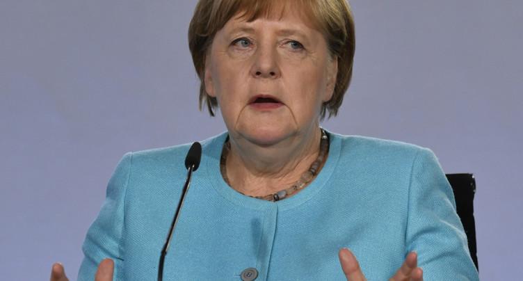 Merkel annonce un plan de relance allemand de 130 milliards d'euros
