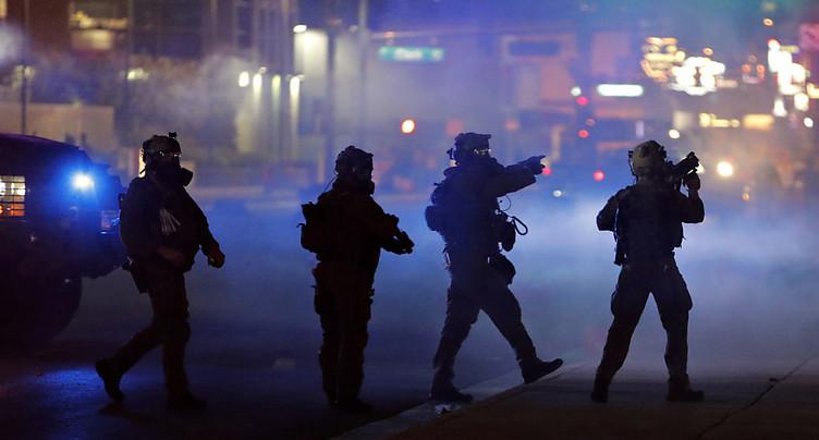 Extrémistes inculpés pour « incitation à la violence » à Las Vegas