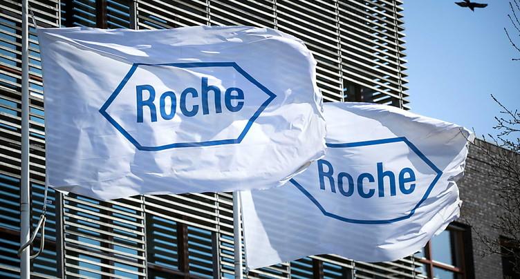 Roche: la FDA approuve un nouveau test de réponse à la Covid-19
