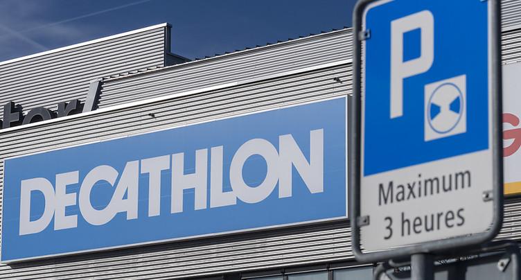 Fnac Suisse va distribuer des articles de sport de Decathlon