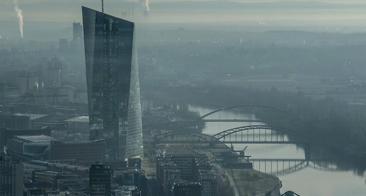 La BCE renforce ses soutiens à l'économie face à la crise