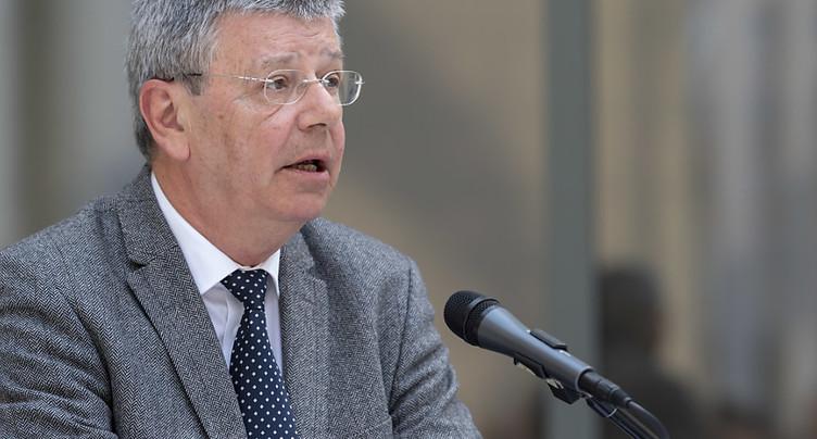 Pierre-François Leyvraz directeur de l'Hôpital Riviera-Chablais