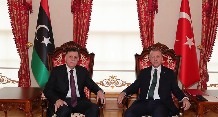 En Libye, les forces du GNA disent contrôler Tripoli et sa banlieue