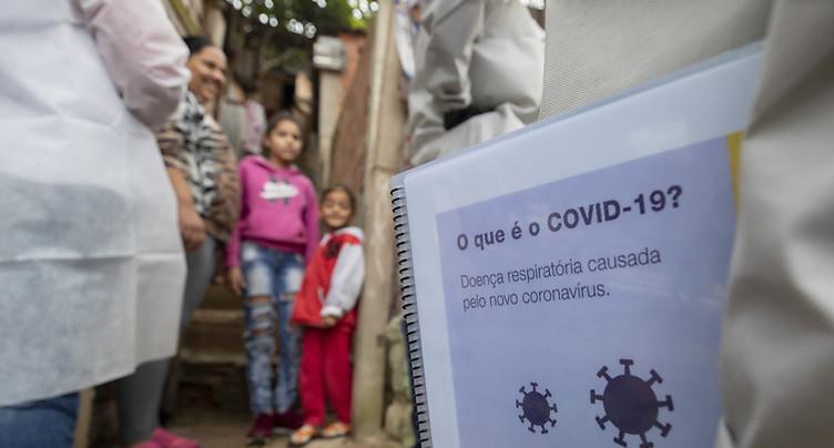 Le Brésil 3e pays au nombre de décès dus au Covid-19