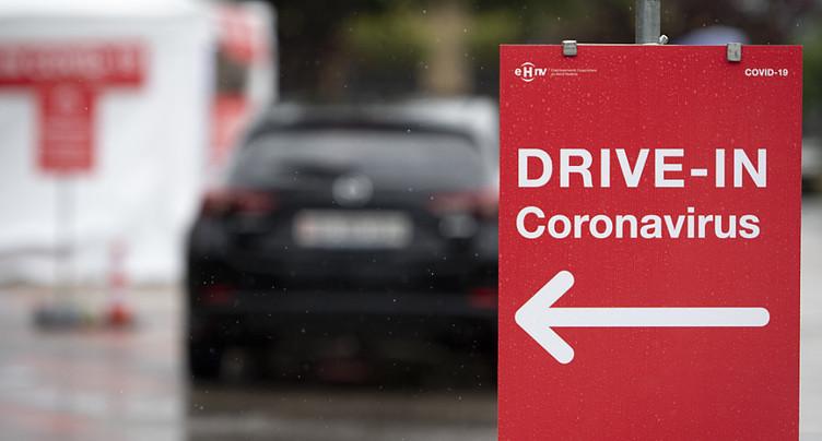 Coronavirus: 20 nouveaux cas, un décès supplémentaire