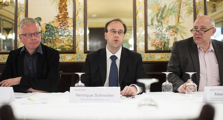 La Suisse plus productive durant la crise du coronavirus
