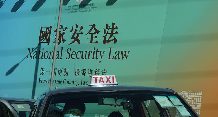 La Chine s'en prend à la Suisse après ses critiques sur Hong Kong