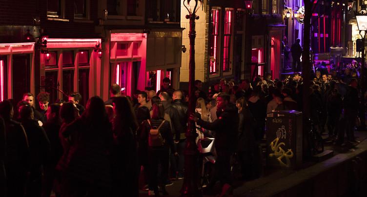 Les maisons closes rouvrent leurs portes aux Pays-Bas