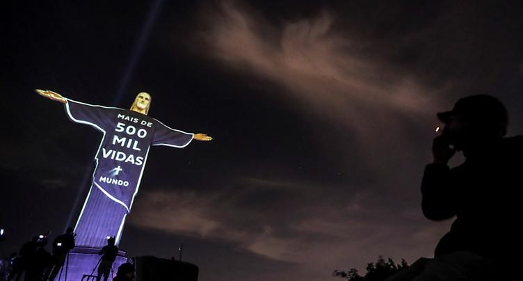 Le Brésil franchit le cap des 60'000 morts du Covid-19
