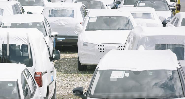 Les importateurs d'autos ratent de nouveau l'objectif de réduction des émissions de CO2