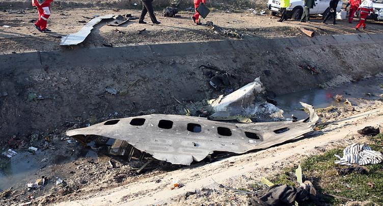 Boeing ukrainien abattu: l'Iran a accepté d'indemniser les familles