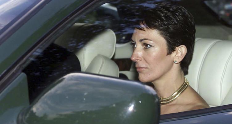 Affaire Epstein: ex-collaboratrice Ghislaine Maxwell arrêtée