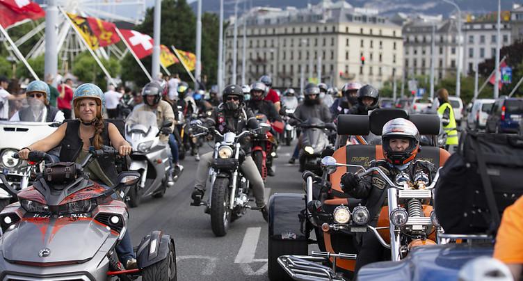 300 personnes défilent contre l'actuelle politique des transports