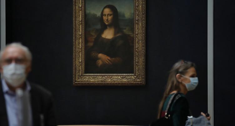 Le Musée du Louvre rouvre lundi en mode Covid