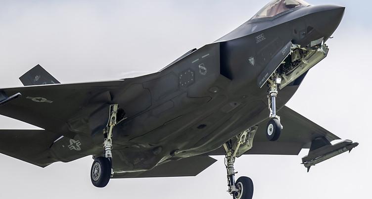 Les Vert'libéraux soutiennent les nouveaux avions de combat