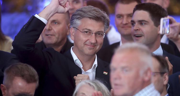Législatives croates: le premier ministre revendique la victoire