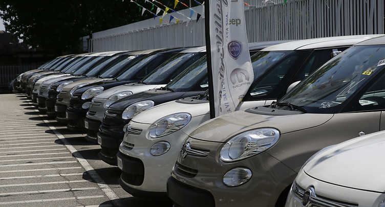 Forte hausse des crédits automobiles après le confinement