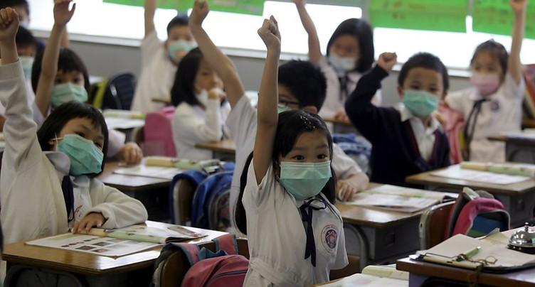 Le gouvernement de Hong Kong exige le retrait de livres scolaires