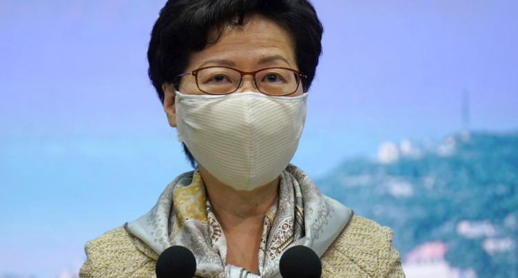 Hong Kong va « vigoureusement appliquer » la loi sur la sécurité