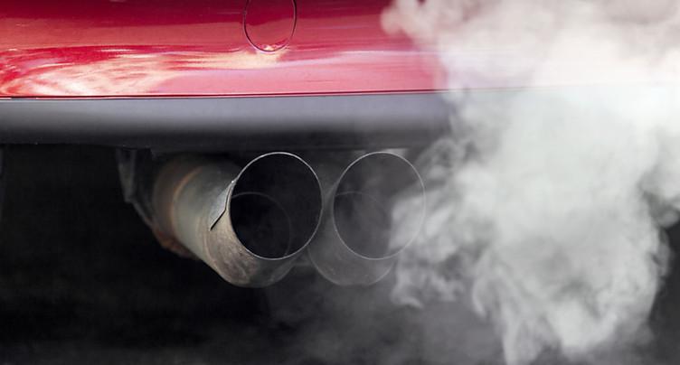 Pas de recul des émissions de CO2 liées aux carburants