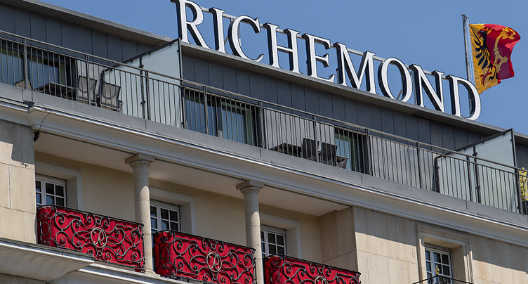 L'hôtel Le Richemond ferme ses portes pour une durée indéterminée