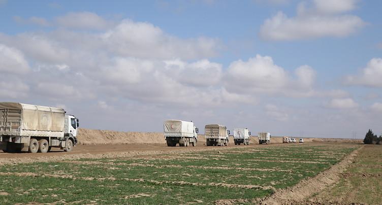 Moscou échoue à l'ONU à faire réduire l'aide humanitaire