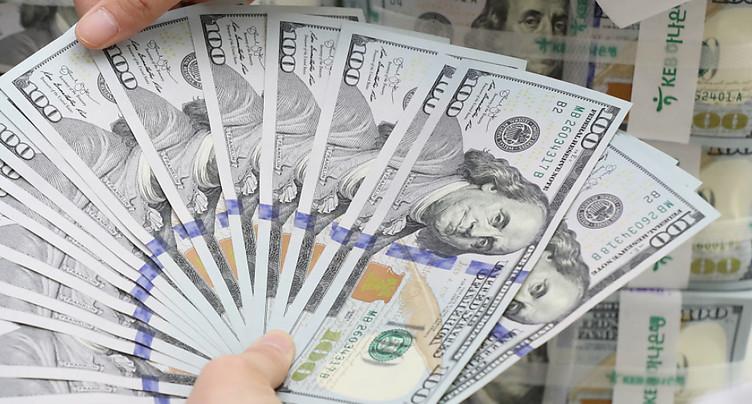 Le nombre de millionnaires augmente en Suisse
