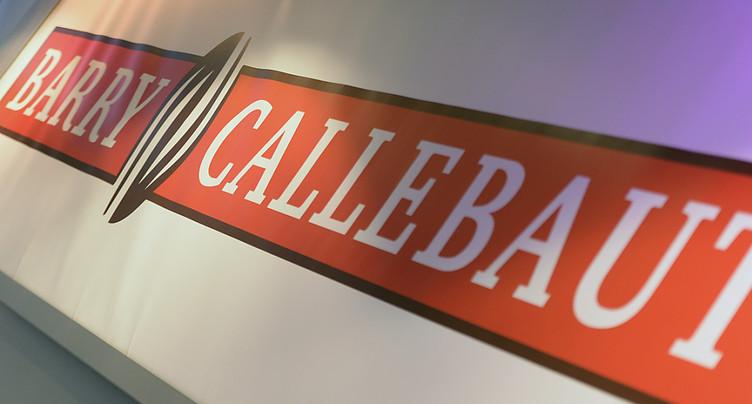 Repli des volumes et recettes sur neuf mois pour Barry Callebaut