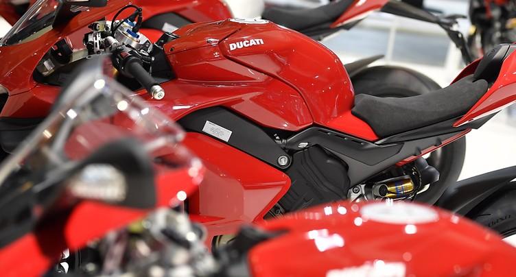 Les ventes de motos ont redémarré sur les chapeaux de roue