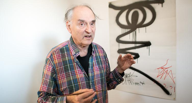 Le « sprayeur de Zurich » reçoit le Prix artistique de sa ville