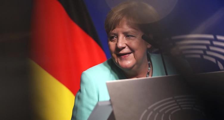 Un espion égyptien découvert dans le service de presse de Merkel