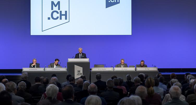 MCH veut intégrer James Murdoch à son cercle d'actionnaires