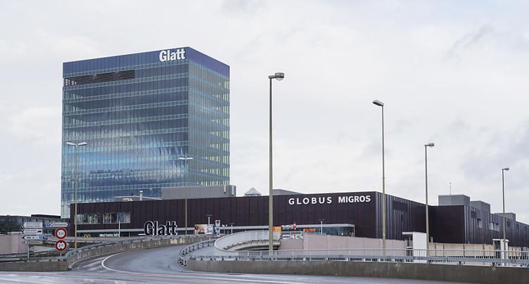 Migros vend le centre commercial zurichois Glatt à Swiss Life