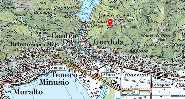 Randonneur porté disparu depuis 8 jours retrouvé blessé au Tessin