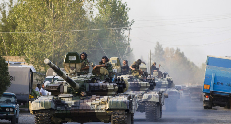 Deux morts dans des affrontements entre l'Arménie et l'Azerbaïdjan
