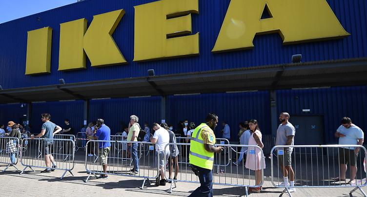 Ikea Suisse espère boucler 2019/20 à l'équilibre malgré la crise