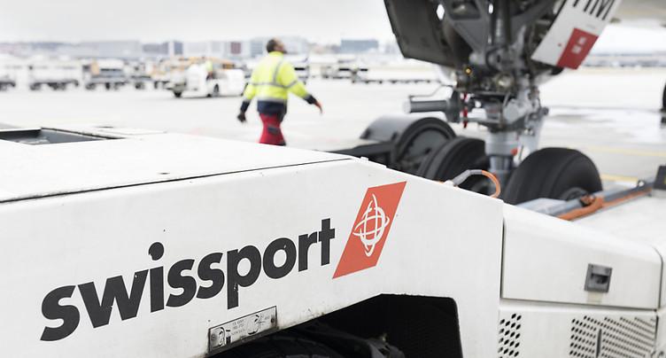 Swissport obtient une aide Covid-19 aux Etats-Unis