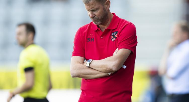 Stéphane Henchoz: « On verra si l'équipe peut réagir »